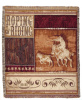 Roping & Riding Tapestry Afghan
